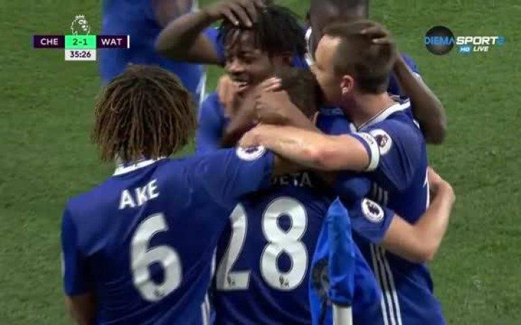 Челси отново е на победния път