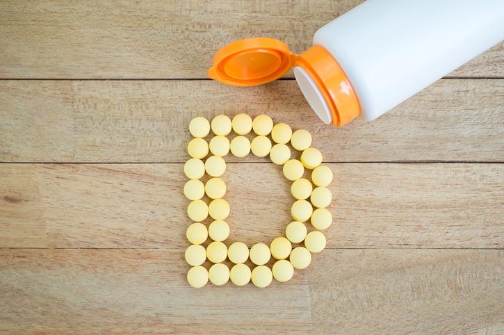 Недостаток витамина Д