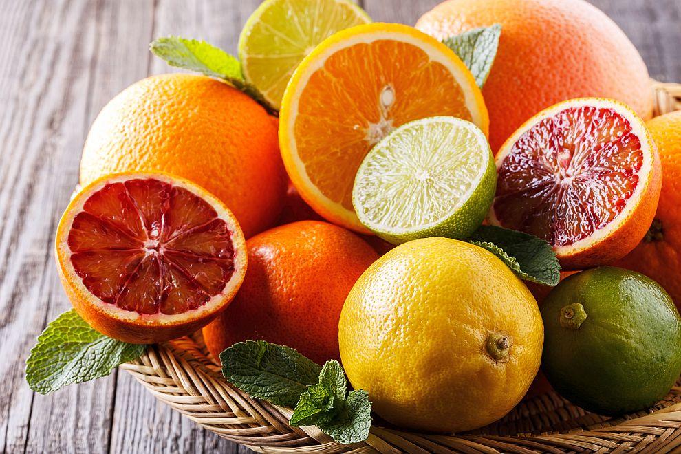 Консумиращите цитрусови плодове всеки ден са с 23 процента по-малко застрашени от деменция от хората, които ядат цитруси по-малко от два пъти седмично