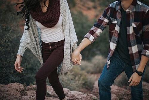 любов двойка есен
