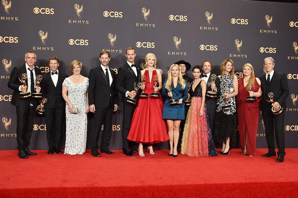 """""""Големите малки лъжи"""" на HBO спечели осем награди Еми"""