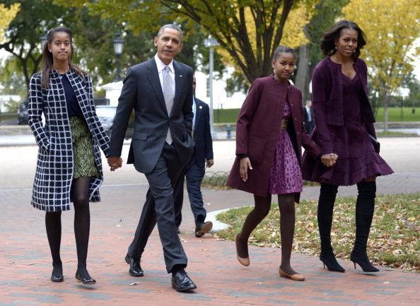 Мишел Обама Барак Обама
