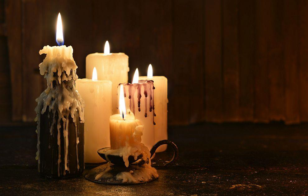 свещ свещи