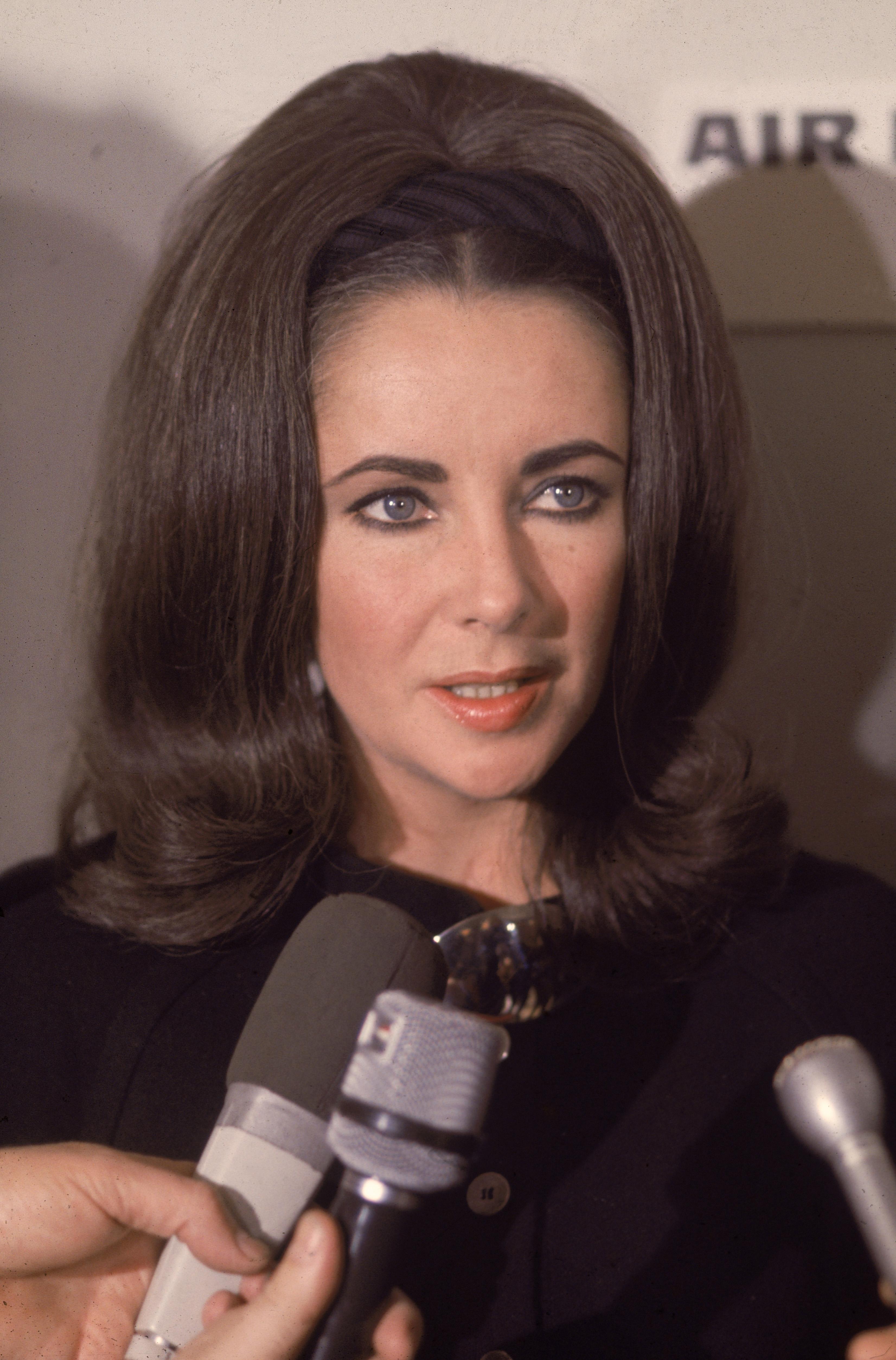 Елизабет Тейлър 1968