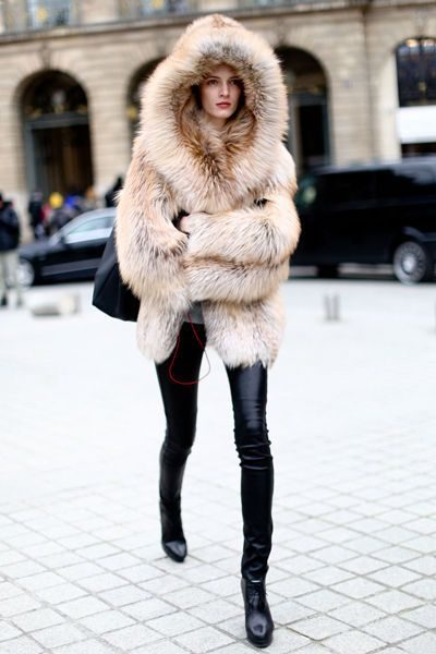 Пухкави и секси - палтенцата на тази зима