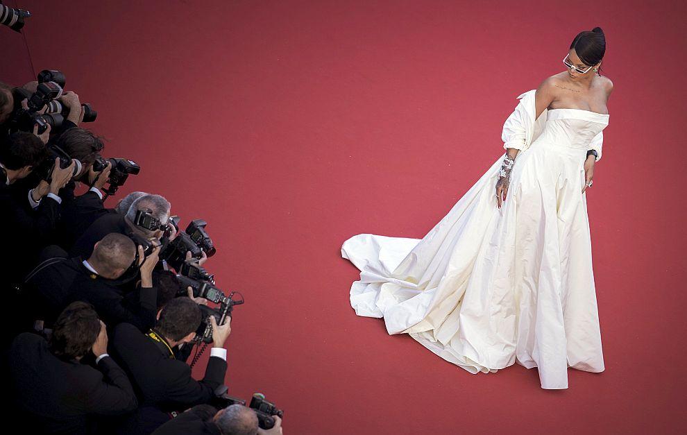 Риана е звездата с най-голямо влияние в модата