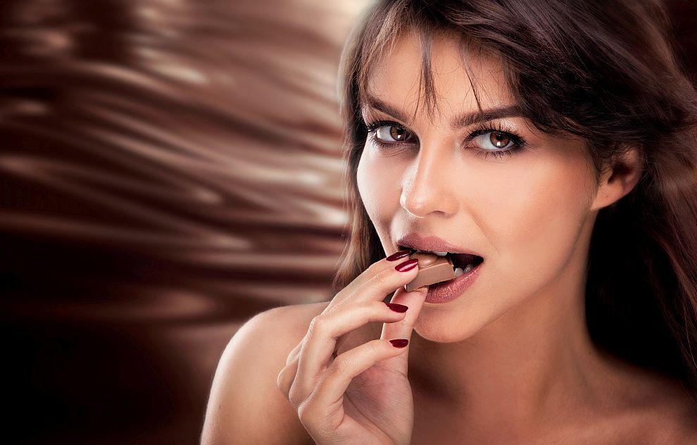 Умерената консумация на шоколад е свързана с понижен риск от болести на сърцето