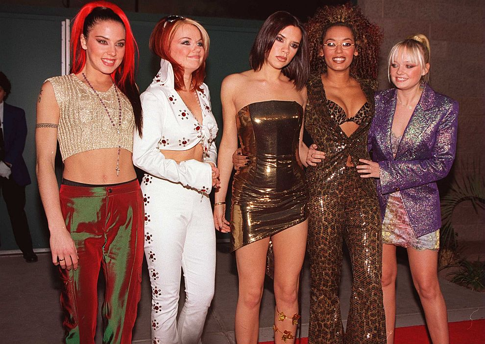 Spice Girls на наградите Billboard през 1997 година
