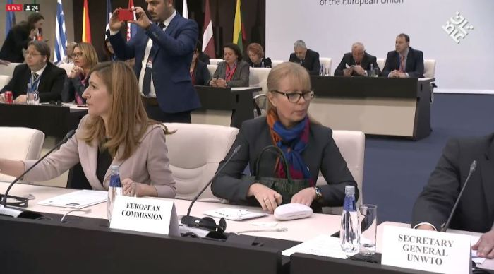 Кметът на Банско на среща на високо ниво на министрите на туризма на държавите членки на ЕС