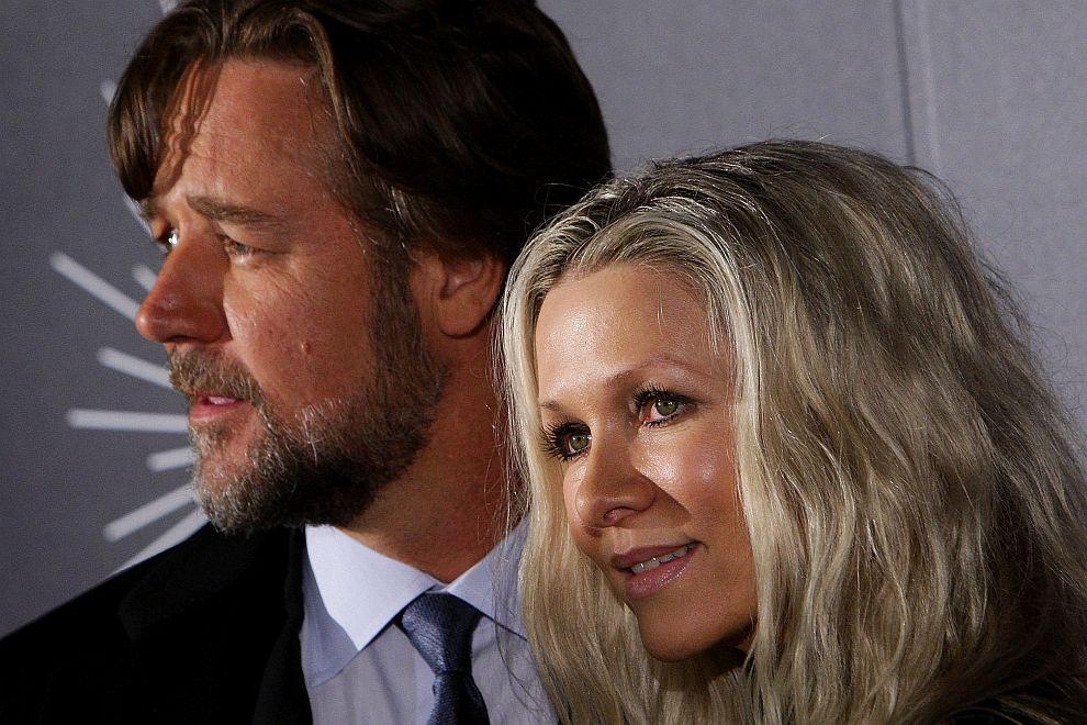 Ръсел Кроу и Даниел Спенсър се разделиха през 2012 година