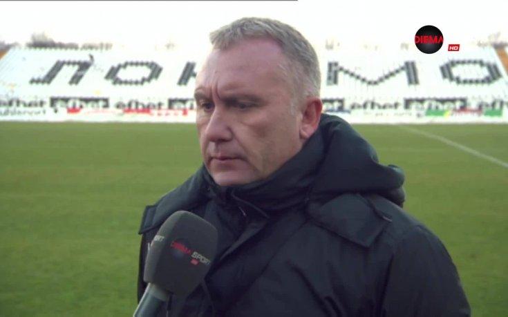 Николай Киров: И двата отбора заложиха на сигурността