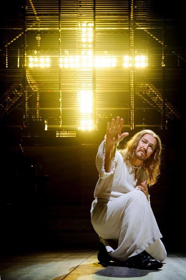 исус христос супер звезда