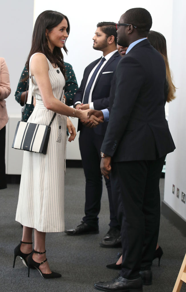 Меган и Хари бяха на поредна среща на представителите на страните от Британската общност.