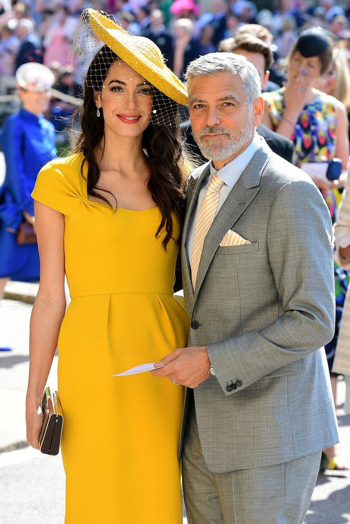Много знаменитости са сред гостите на кралската сватба в Уиндзор