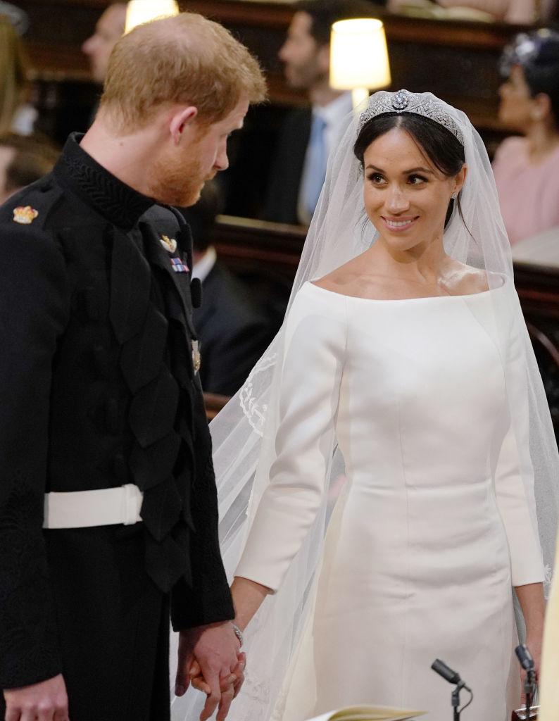 Ексклузивни кадри от цялата сватбена церемония на Хари и Меган