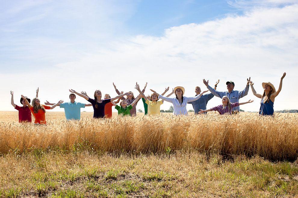 Проучване установи, че жителите на малките градчета се чувстват осем пъти по-щастливи от живеещите в мегаполисите
