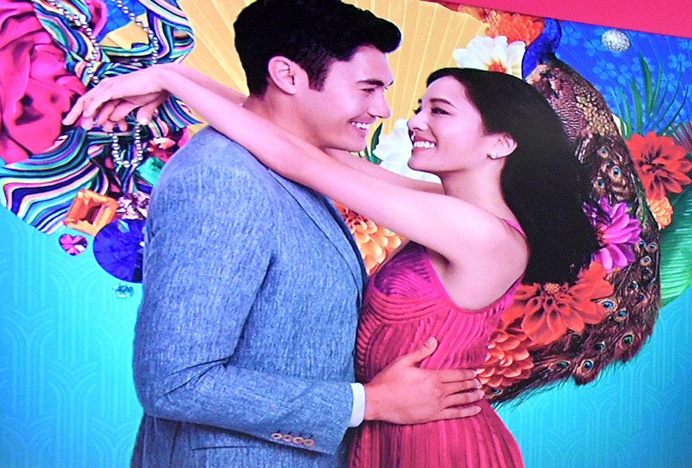 Романтичната комедия Луди богаташи е първият холивудски филм със стопроцентов азиатски актьорски състав