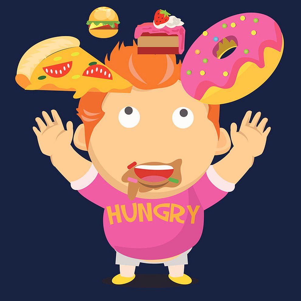 Излишната захар предразполага децата към лошо поведение