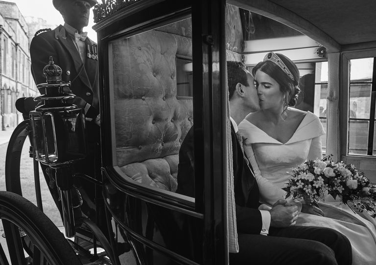 принцеса Юджени сватба