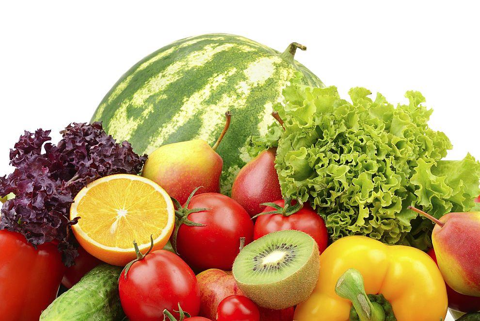 Консумирането на повече плодове и зеленчуци облекчава симптомите на менопаузата