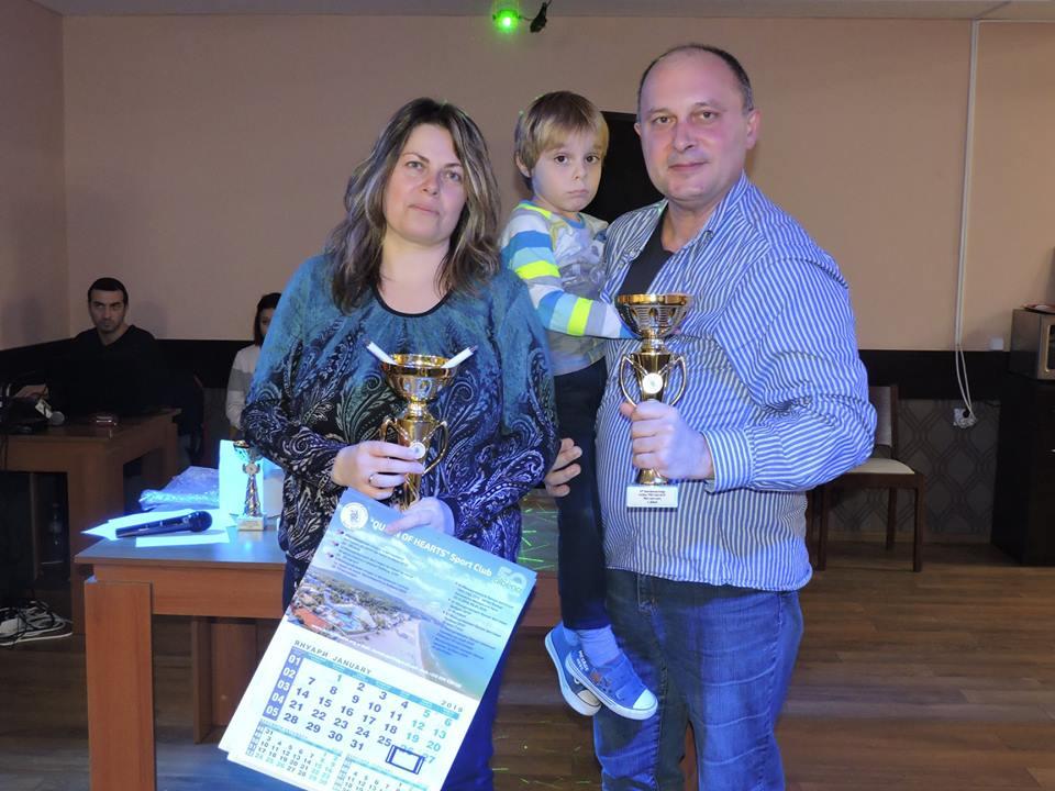 Поповчани с победа на международен бридж турнир, шуменец в