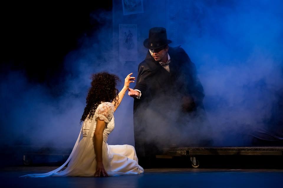 фантомът на операта