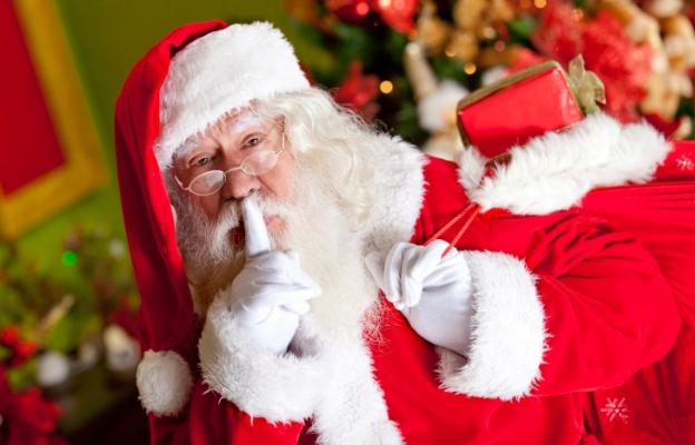 Дядо Коледа деца