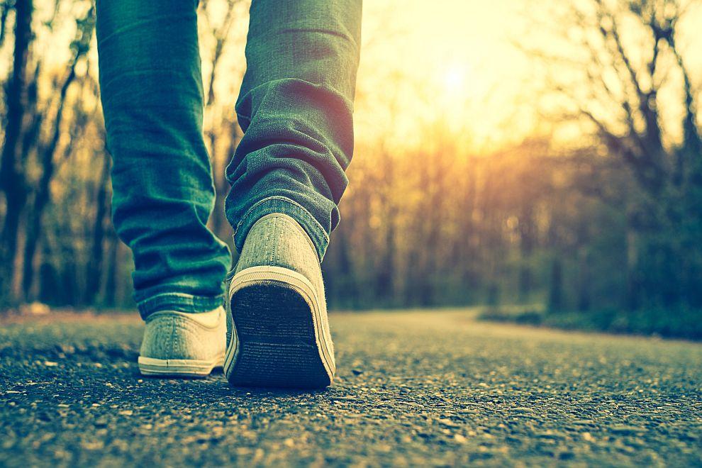 Тридесетминутното ходене сутрин може да понижи кръвното налягане