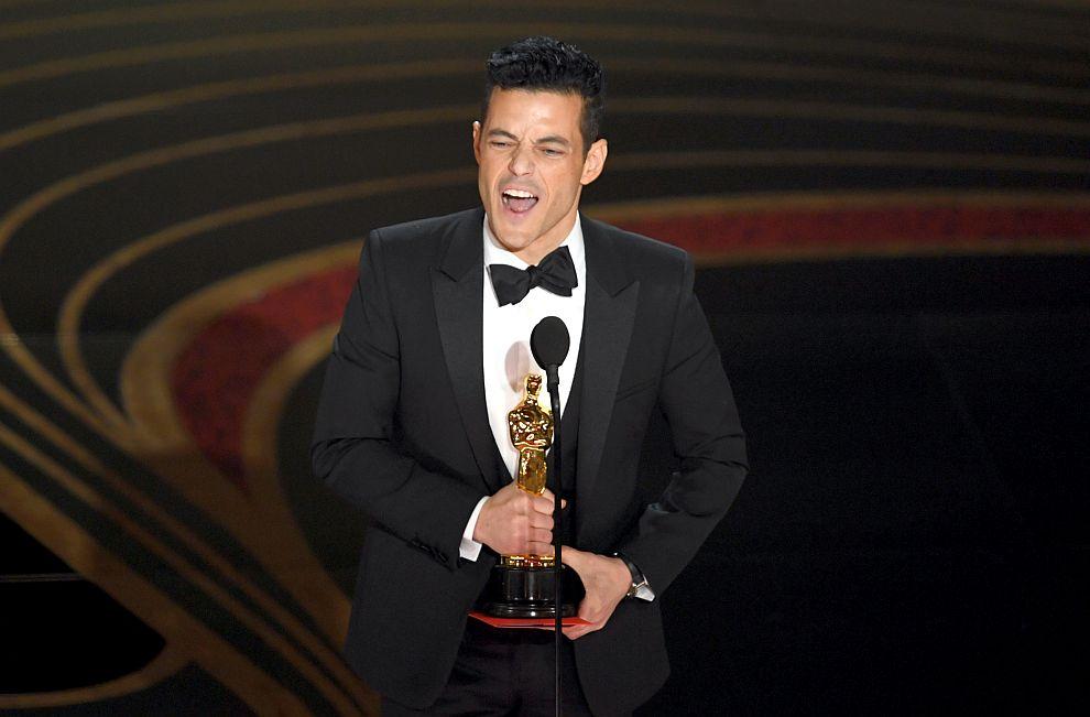 Рами Малек спечели Оскар за най-добър актьор.