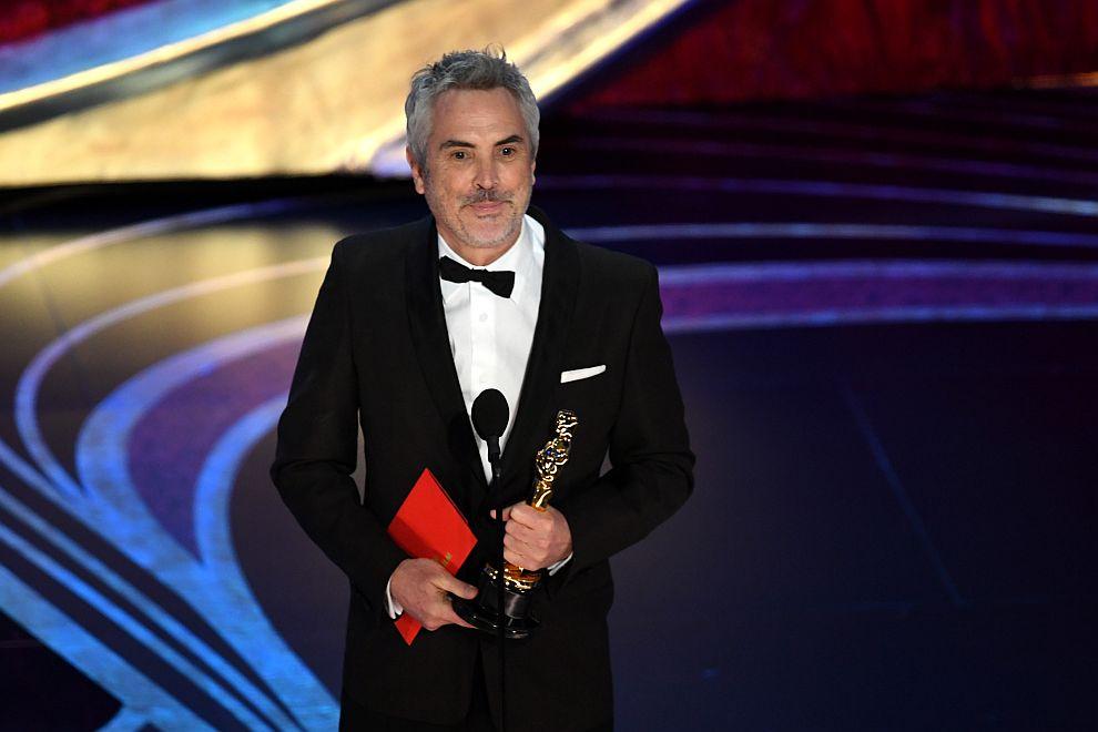 Алфонсо Куарон спечели Оскар за най-добър чуждоезичен филм за Рома