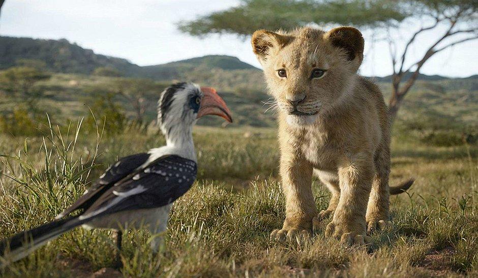 цар лъв