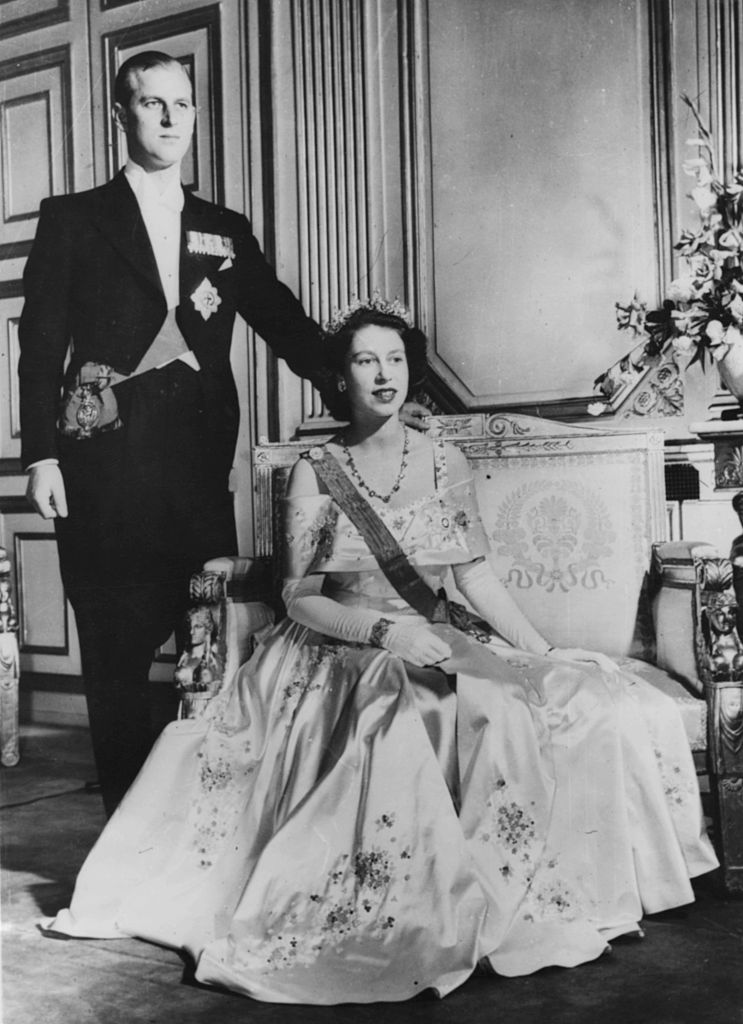 принц филип кралица елизабет