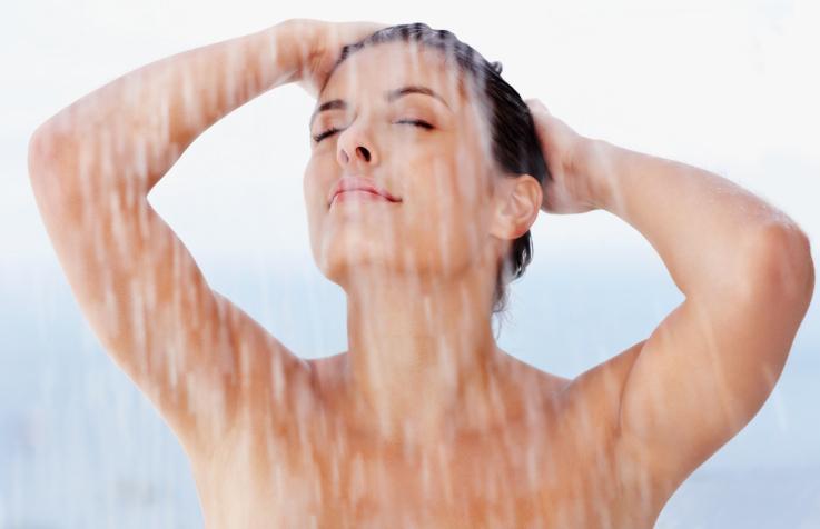 душ баня вода