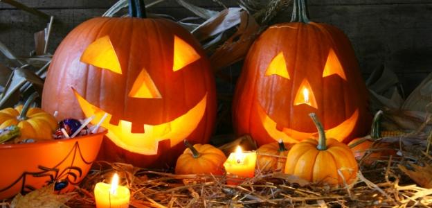 Хелоуин тиква Вси Светии
